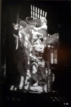 Attribué à Antoine Bourdelle (1861-1929) plâtre du Monument des Combattants, Bruxelles 1901/Photo db