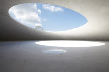 """Matrix"", Teshima Museum, Photo Noboru-morikawa"